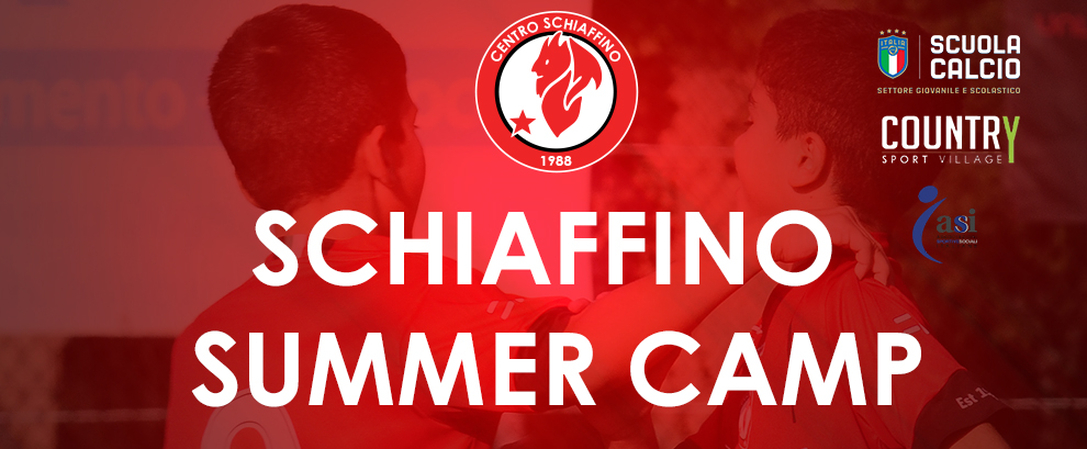Schiaffino Summer Camp